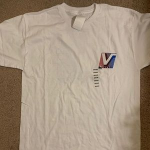 Vans men's graphic logo T-shirt Size Medium NWT